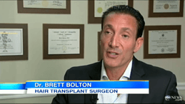 Dr. Bolton Appears on Good Morning America