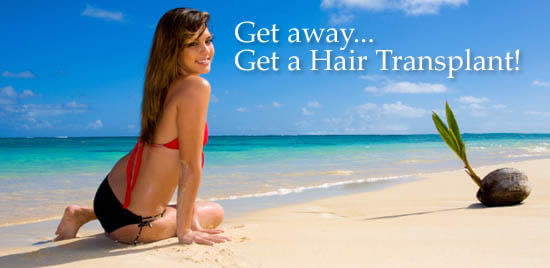 travel to south florida for a hair transplant
